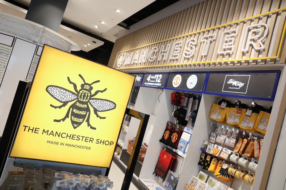 Manchester Airport Terminal 2 Manchester Shop