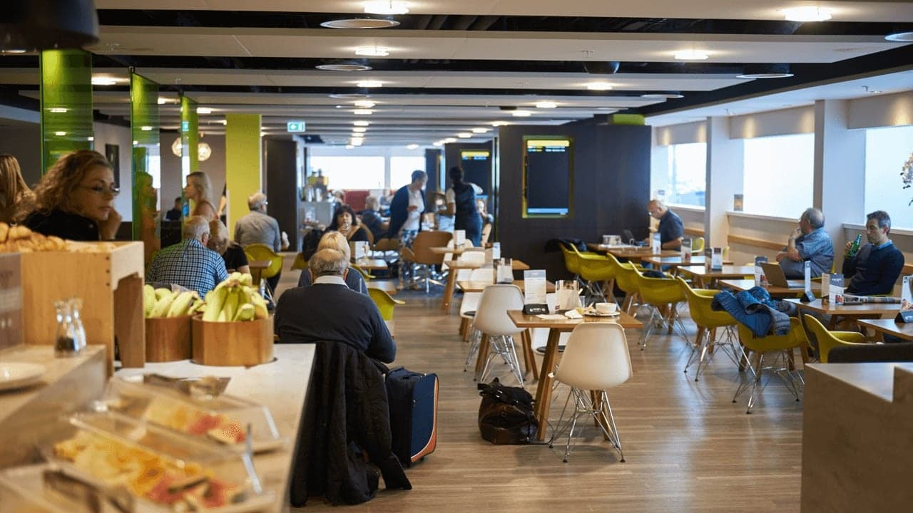 Stansted Airport Escape Lounges Slide 4