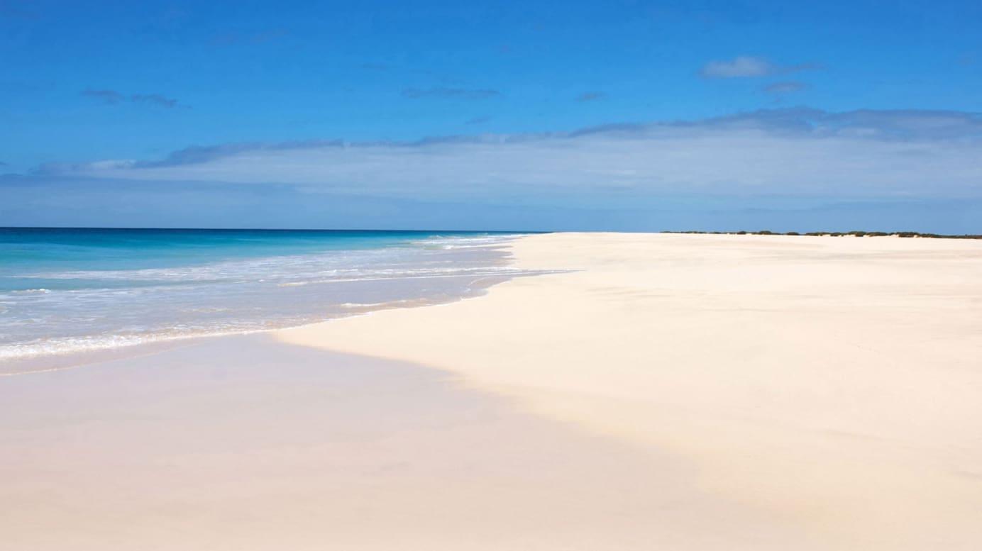 Illha Do Sal Beach