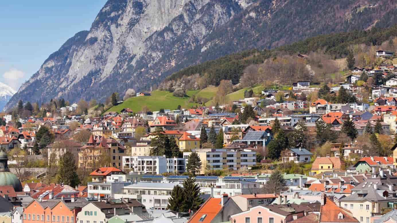 Innsbruck Mountainside