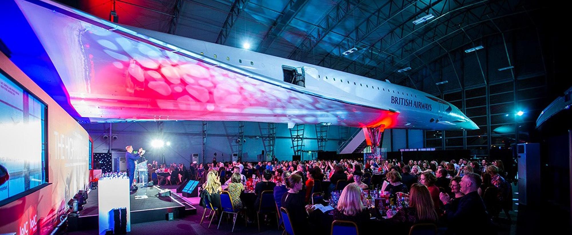 The Concorde Conference Centre