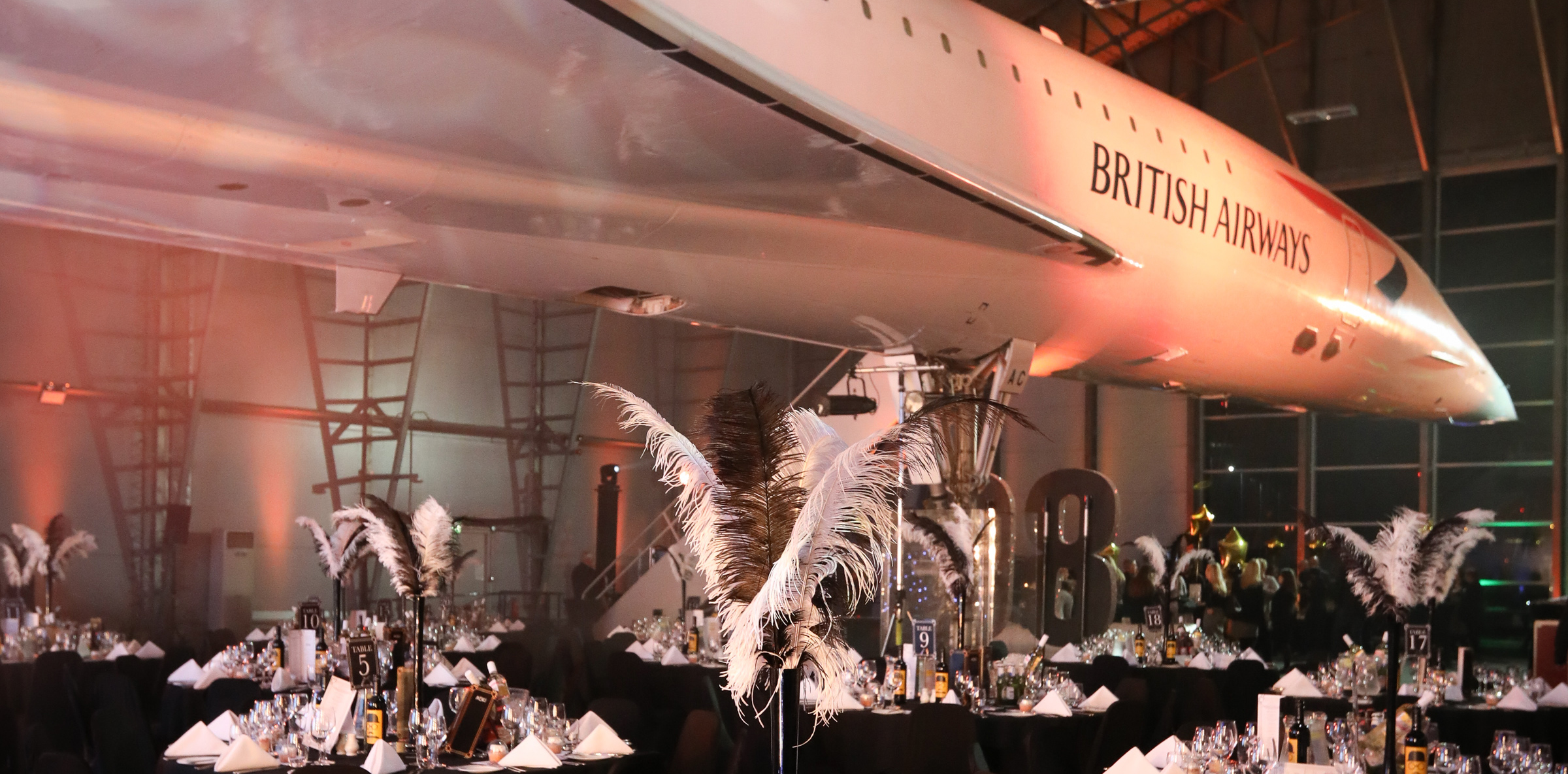 Weddings at the Concorde Conference Centre