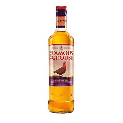 Famous Grouse whiskey