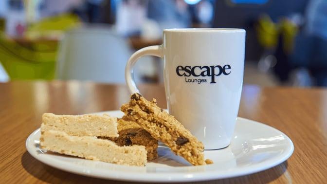 Escape Lounge Menu