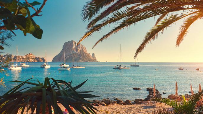Island in Ibiza