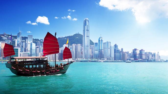 Honk Kong City