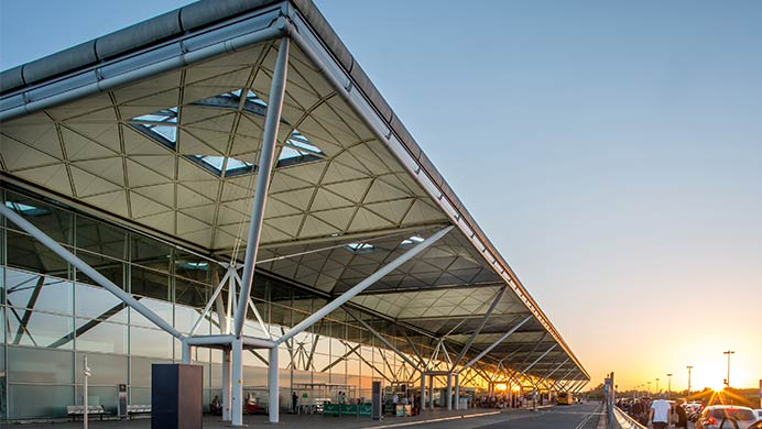 London Stansted Terminal