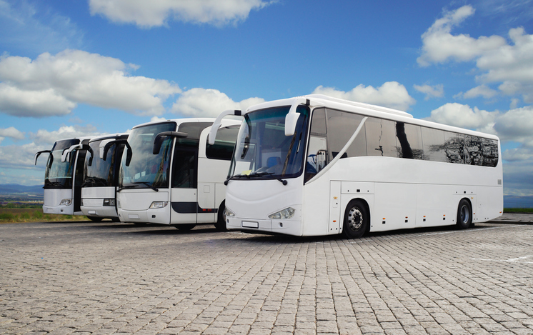 Group travel by coach