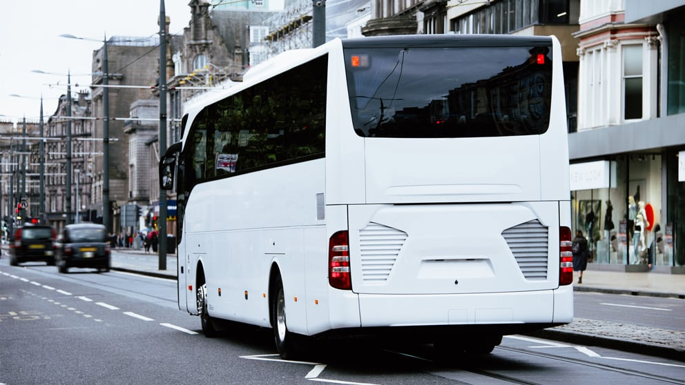 Coach to East Midlands Airport