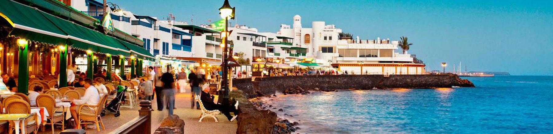 Porównaj transfery z lotniska w Lanzarote Arrecife