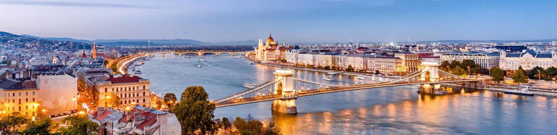 Porównaj transfery z lotniska w Budapeszcie