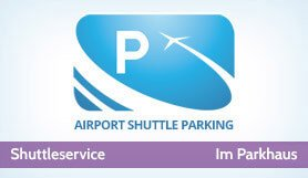 Airport Shuttle Parking - Shuttle - Überdacht - Düsseldorf