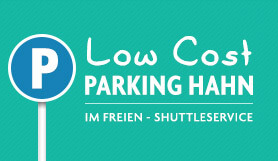 Low Cost Parking Hahn - Shuttle + Außenparkplatz - Frankfurt-Hahn