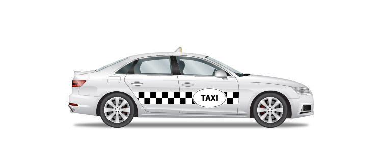 Private taxi airport transfer
