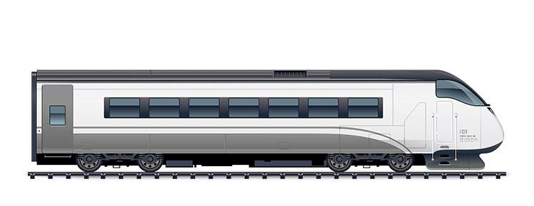 train airport transfer